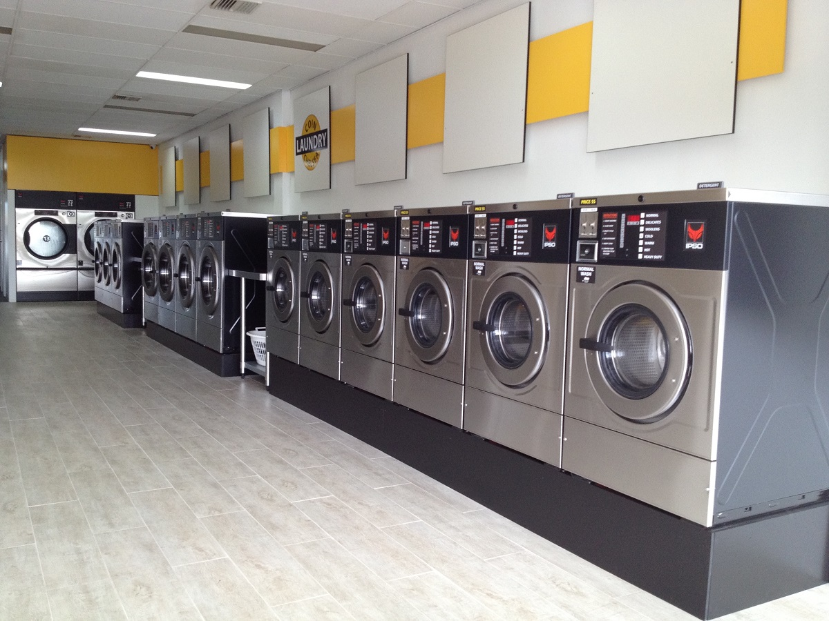 Chelsea Coin Laundry